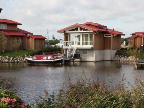 6-persoons bungalow Zilvermeeuw comfort