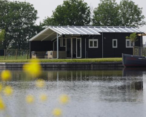 6-persoons bungalow Waterhuis