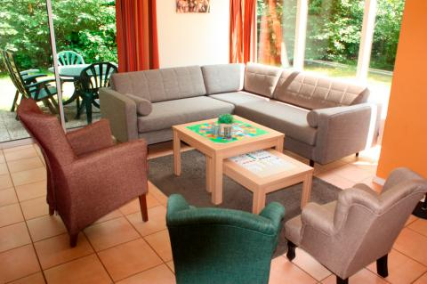 6-persoons bungalow 6CK (max. 2 adults)