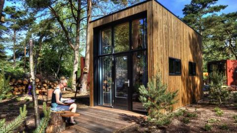 2-persoons vakantiehuis Tiny House