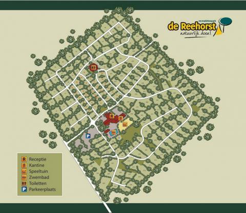 Recreatiebospark de Reehorst
