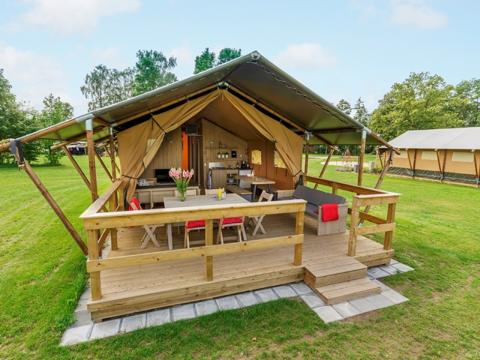 6-persoons tent Lodge