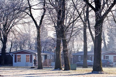 Vakantiepark De Twee Bruggen