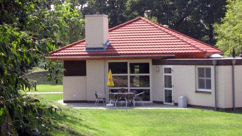4-persoons bungalow Parkwoning