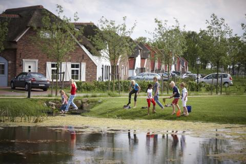 9-persoons groepsaccommodatie Luxe Child Friendly