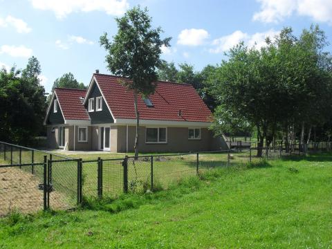 16-persoons bungalow 't Hommelhuuske