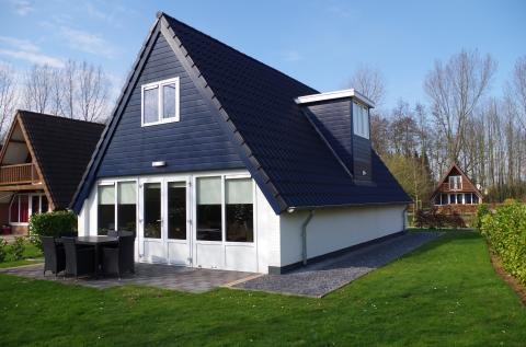 8-persoons bungalow Aldenborgh