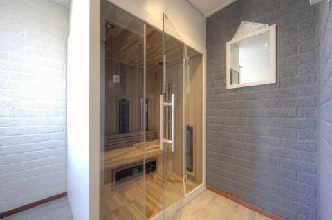 4-persoons bungalow Comfort Wellness 4