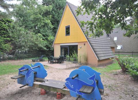 6-persoons bungalow 4+2 (tot 12 jaar) K6KV