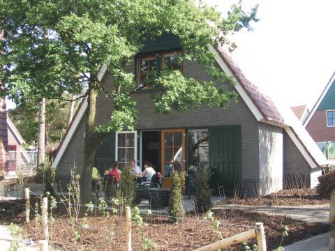 8-persoons bungalow KE