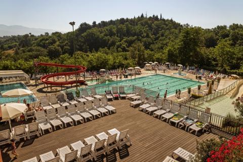 Gustocamp Camping Norcenni Girasole Club