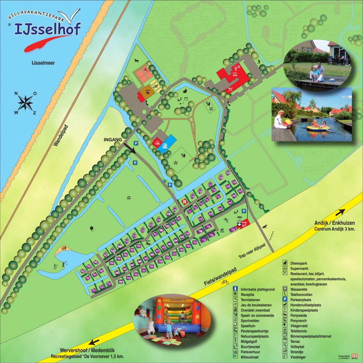 Villavakantiepark IJsselhof
