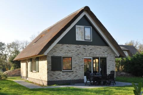 6-persoons bungalow Landhuis