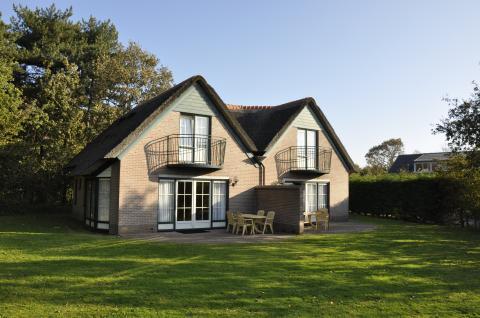 4-persoons bungalow Landhuis