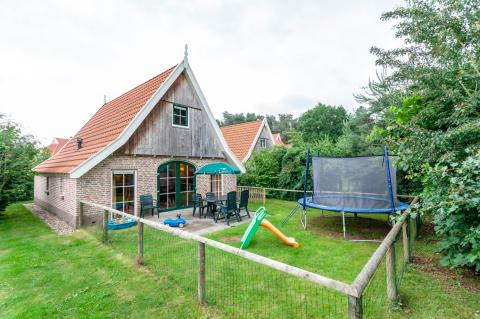4-persoons bungalow 4CK Comfort Child