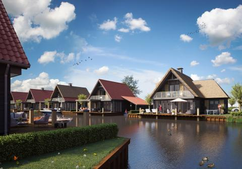 Roompot Waterstaete Ossenzijl