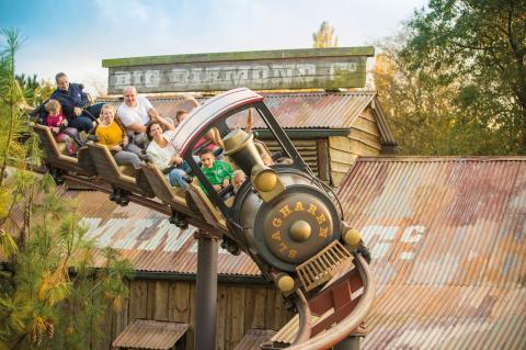 Attractie- & Vakantiepark Slagharen