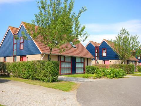 8-persoons bungalow Lotus