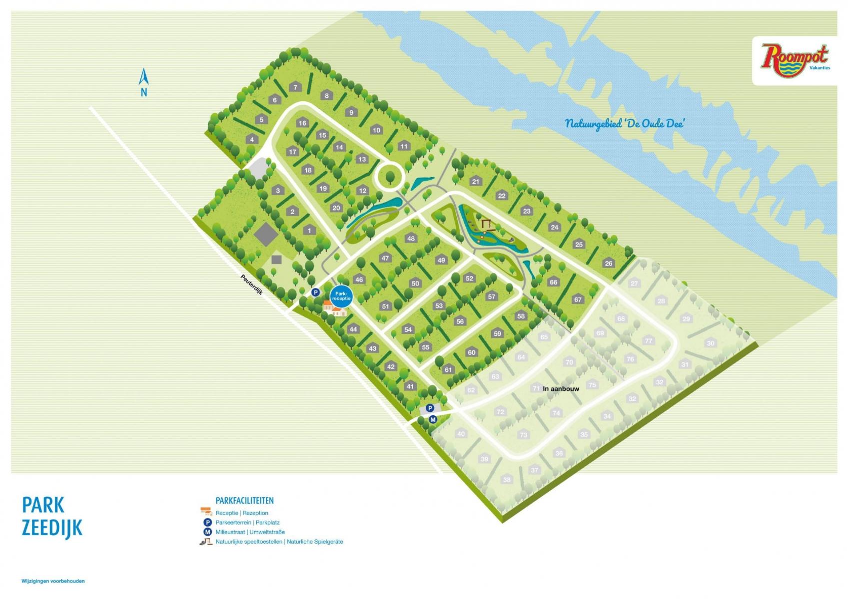 Roompot Park Zeedijk