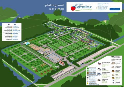 Vakantiepark Delftse Hout