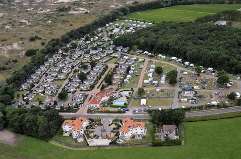 TopParken Recreatiepark Noordwijkse Duinen
