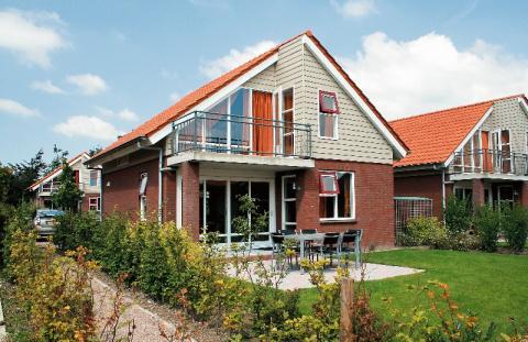 6-persoons bungalow Wijde Aa