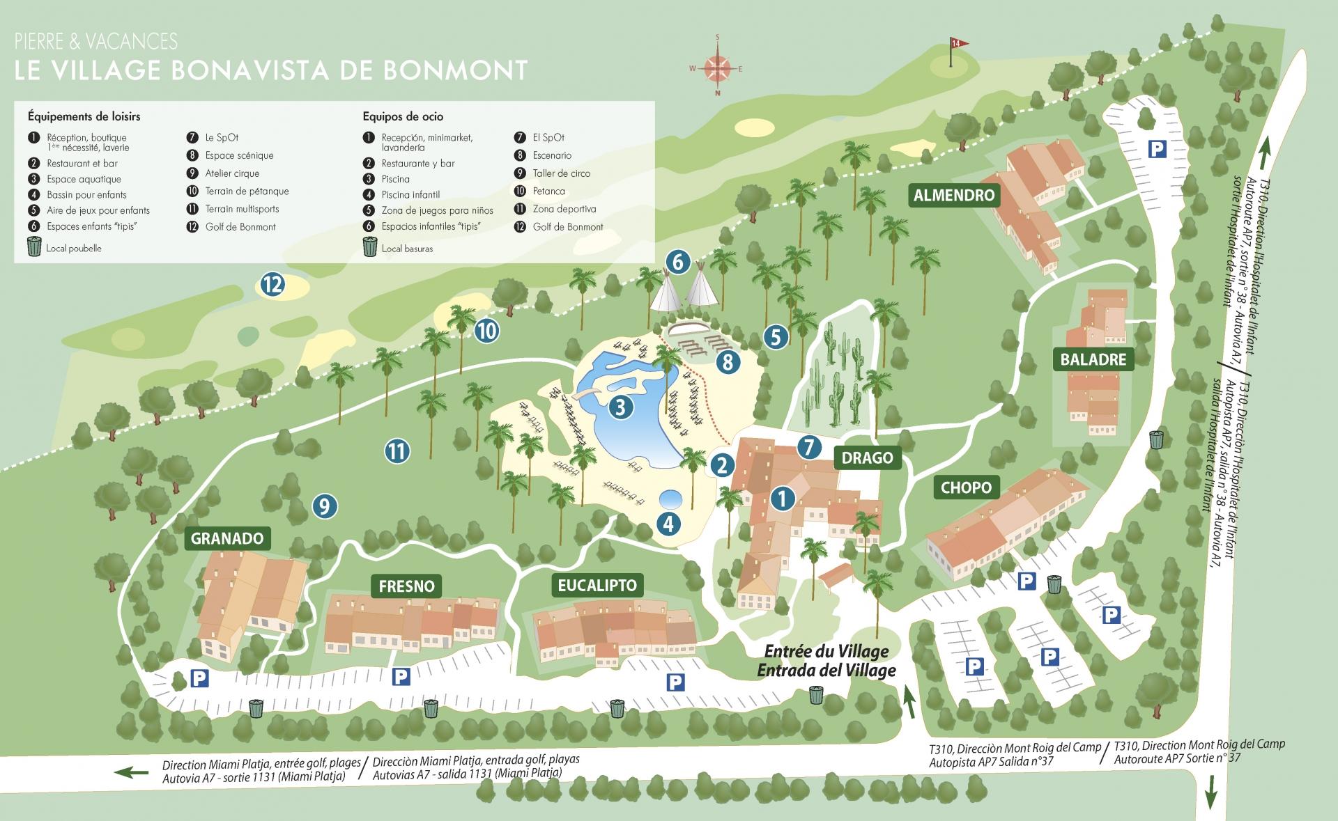 Pierre & Vacances Village Bonavista de Bonmont