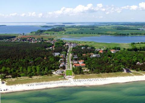 Novasol Strandpark Ostseebad Baabe