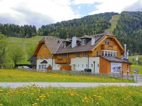Ferienwohnungen Villa Aineckblick